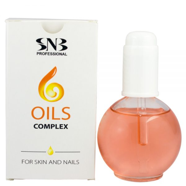 Oil Complex for Skin, Nails and Cuticles SNB