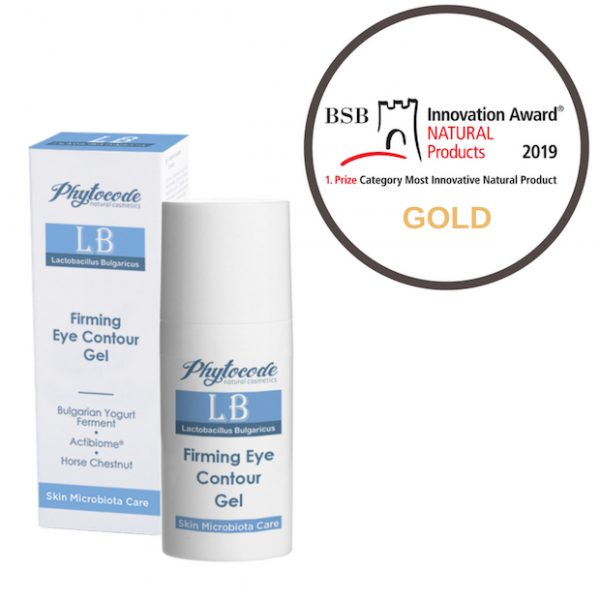 Probiotic Firming Eye Contour Gel LB by Phytocode