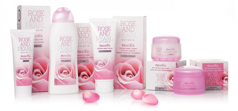 VIP's Prestige Rose & Pearl