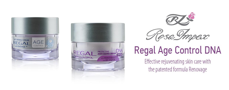 Regal Age Control DNA