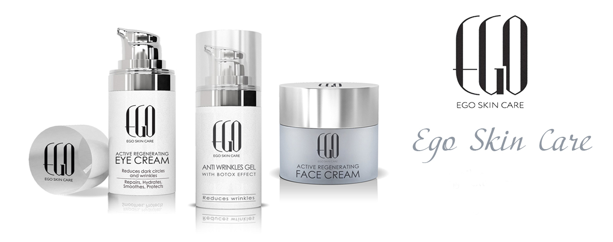 EGO Skin Care - Cosmetics Bulgaria