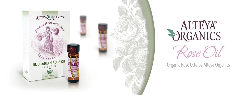 Bio rose oil