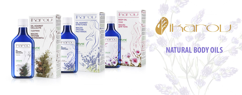 Aromatic body oils