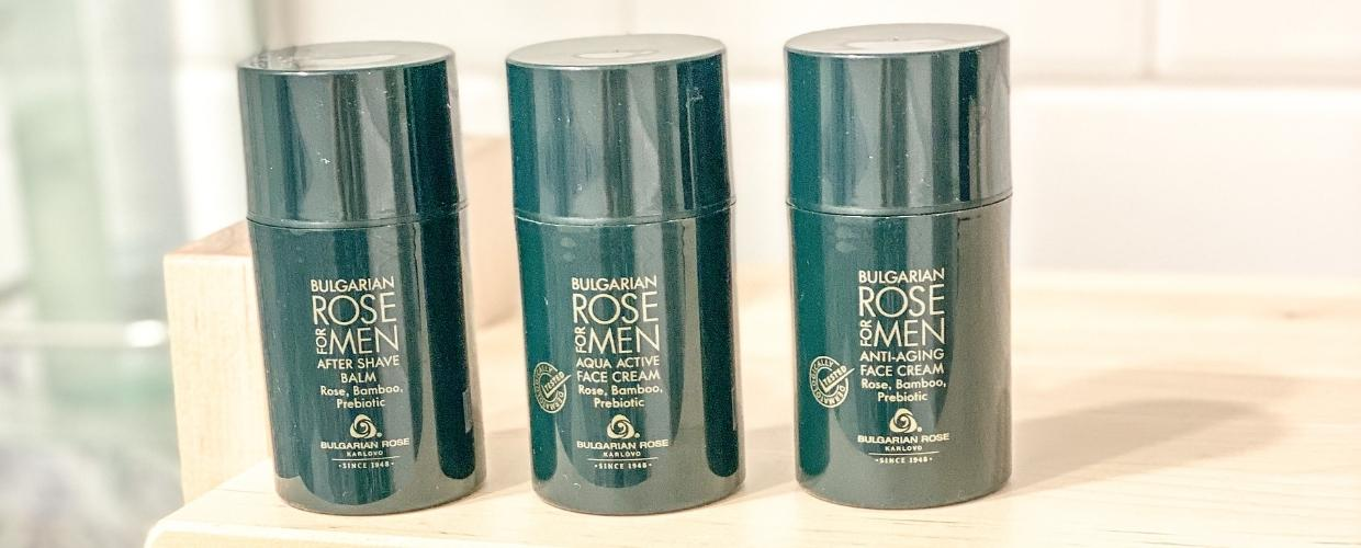 Bulgarian Rose for Men
