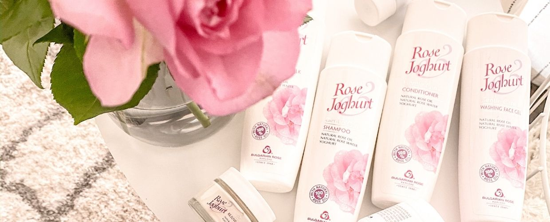 Rose & Joghurt