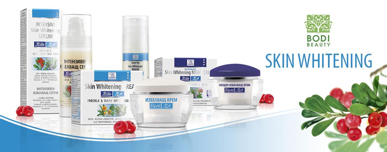 Skin Whitening (Bille-BA)