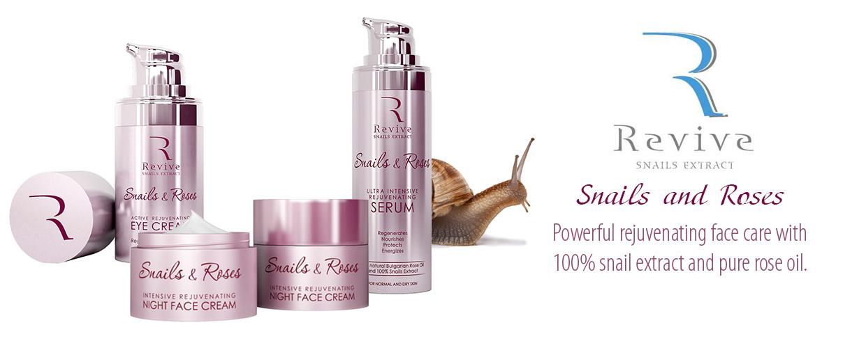 Snails & Roses