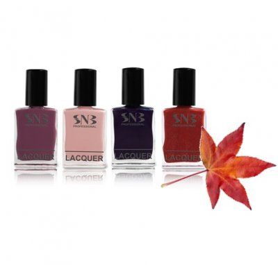 Nail polishes Classic