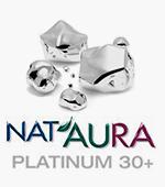 Nat'Aura Platinum 30+