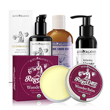 Organic body care Alteya Organics