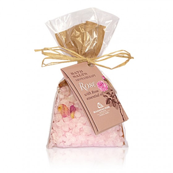 Bath salts Bulgarian Rose Karlovo