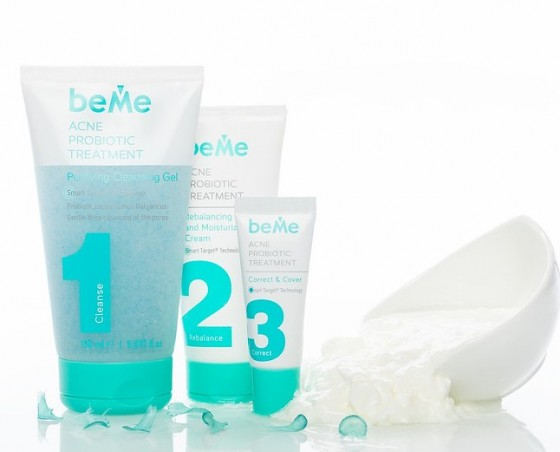 Acne Probiotic Treatment