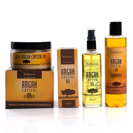 Argan Crystal Oil