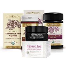 Хранителни добавки Alteya Organics