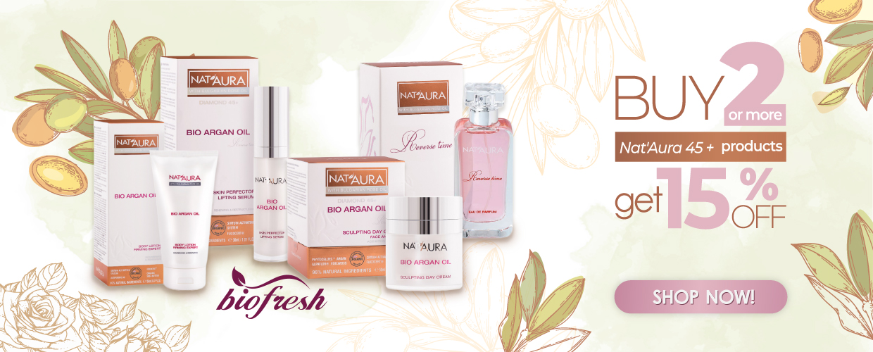 Buy 2 or more Nataura Products Get 15%