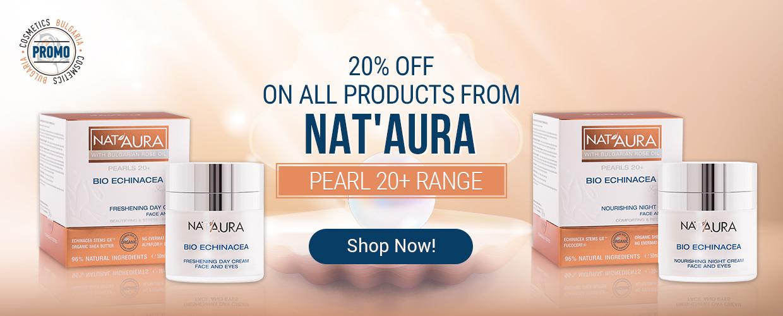 Nat'Aura 20+ Pearls