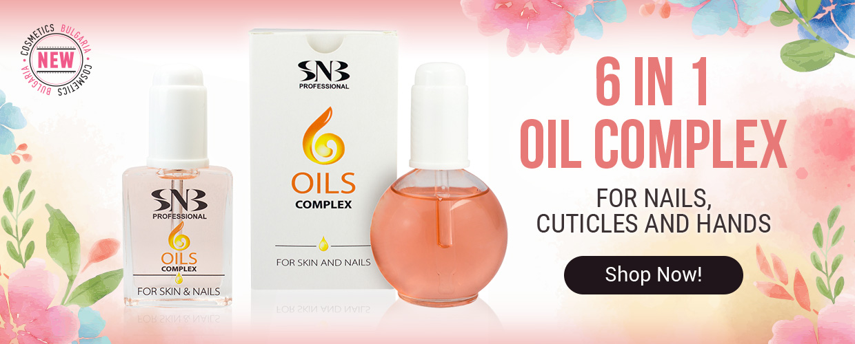 6 in 1 Cuticle and skin oil