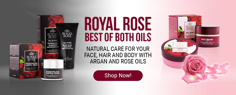 Royal Rose - Best of Both Oils