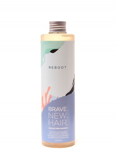 Brave New Hair Care Line