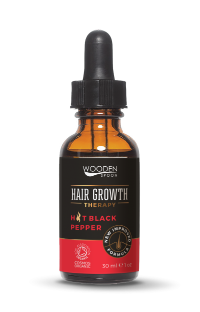 Organic Hair Growth Serum