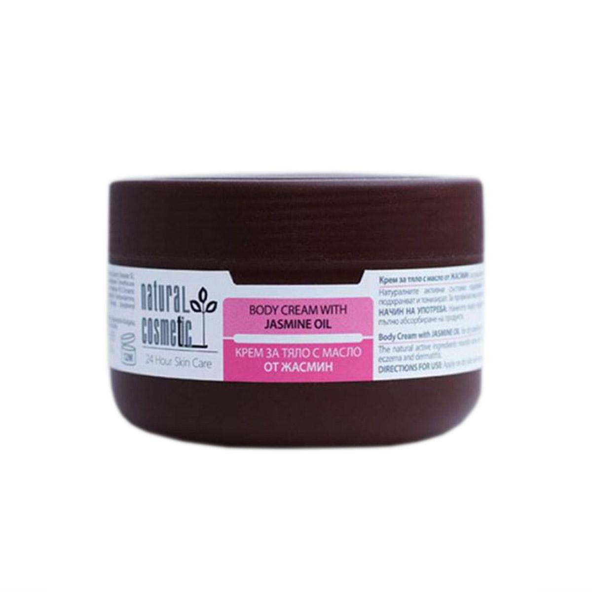 Крем за тяло с етерично масло от жасмин Relax 24 Natural Cosmetic