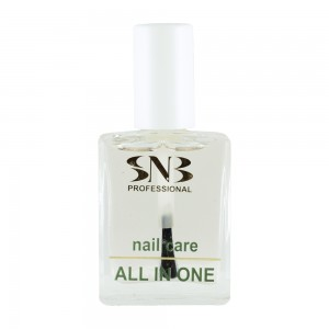 Strenghtener, base coat, top coat All in One SNB