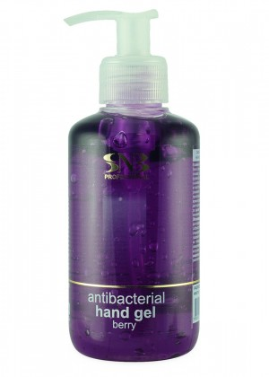 Antibacterial hand gel Berry SNB