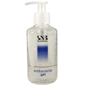 Antibacterial gel for hands SNB