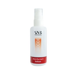 Disinfecting hand lotion SNB