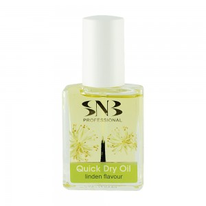 Cuticle quick dry oil with linden extract SNB