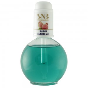 Nail strengthening oil with guava SNB 75 ml.