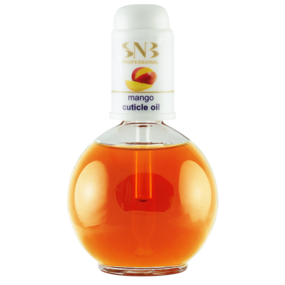 Nail strengthening oil with mango SNB 75 ml.
