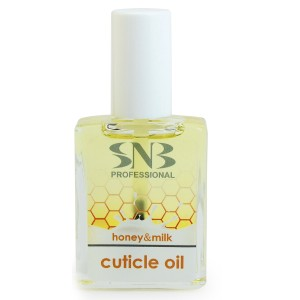 Nail strengthening oil with honey and milk SNB