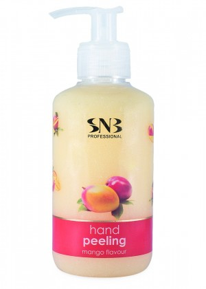 Hand scrub with mango SNB