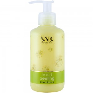 Hand scrub with linden extract SNB