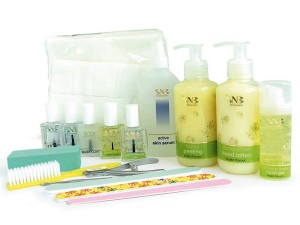 Starter kit for manicure with Linden SNB