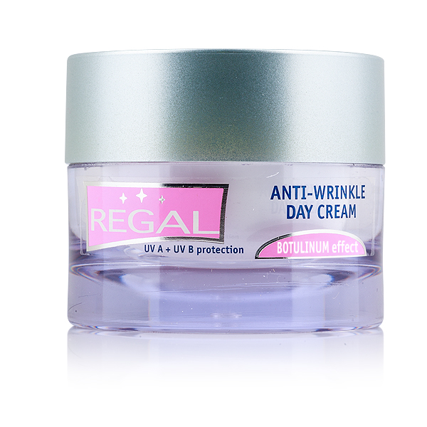 Anti-wrinkle day cream with Botulinum Effect Regal Age Control Rosa Impex
