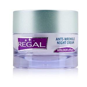 Anti-wrinkle night cream with Botulinum Effect Regal Age Control Rosa Impex