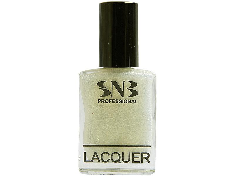 Лак за нокти Злато NLE01 SNB