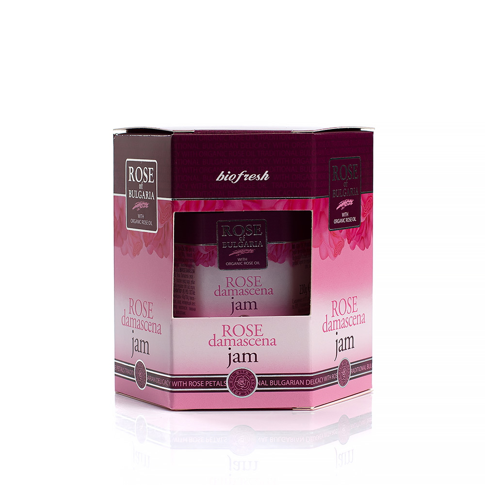 Rose jam Delight Biofresh