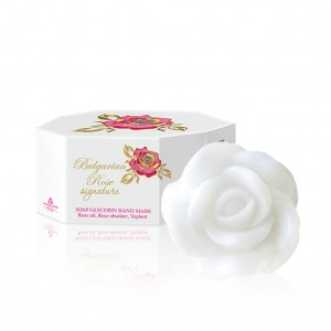 Glycerin body soap Signature Bulgarian Rose Karlovo