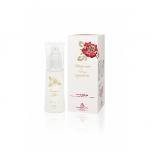 Regenerating face serum Signature Bulgarian Rose Karlovo