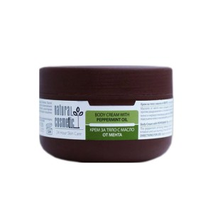 Крем за тяло с етерично масло от мента Relax 24 Natural Cosmetic