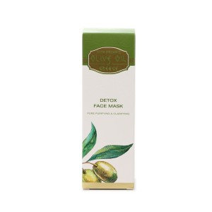 Detox face mask Olive Oil of Greece Biofresh