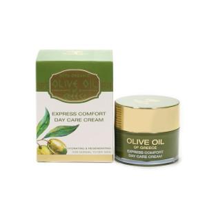 Дневен крем за нормална към суха кожа Olive Oil of Greece Biofresh