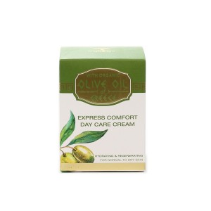 Express comfort day cream for normal to dry skin Olive Oil of Greece Biofresh