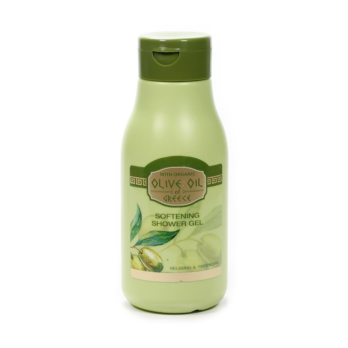 Омекотяващ душ-гел за тяло Olive Oil of Greece Biofresh
