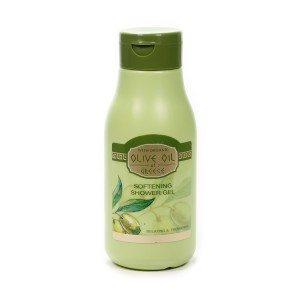 Softening shower gel Olive Oil of Greece Biofresh