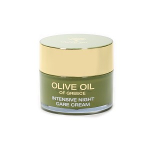 Night care cream for normal to dry skin Olive Oil of Greece Biofresh