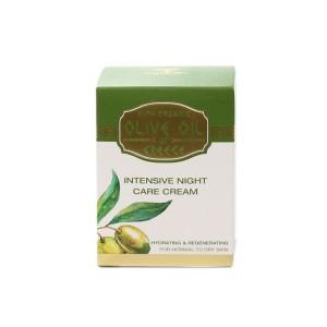 Нощен крем за нормална към суха кожа Olive Oil of Greece Biofresh